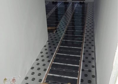 infrafűtés padlófűtés
