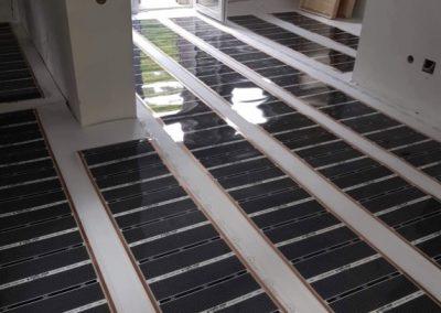 Infra padlófűtésnek