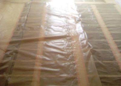 Infra padlófűtés szigetelés