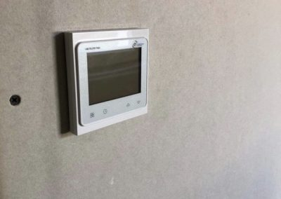 Fűtőfólia termosztát