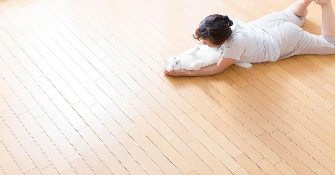 Hagyományos padlófűtés szemben az Infra padlófűtéssel