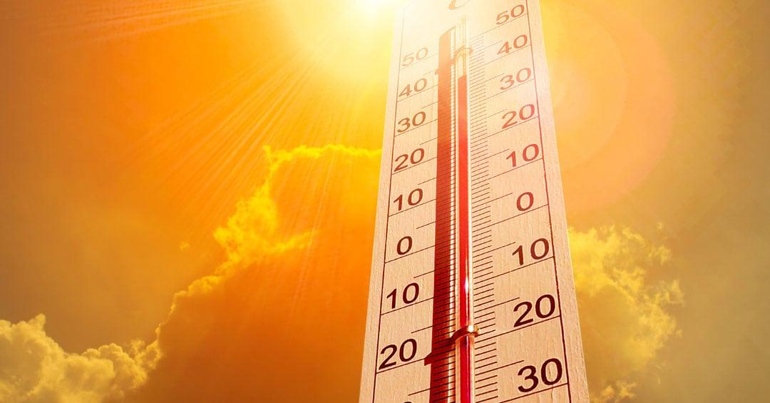 Hőelosztás infra és hagyományos fűtés esetén